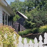 picture of picket fence